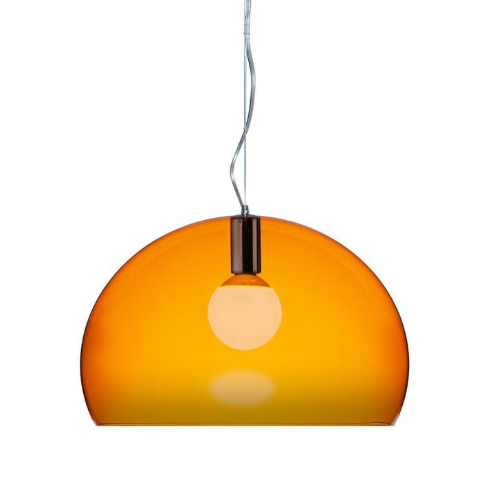 Kartell FL/Y Pendelleuchte, orange