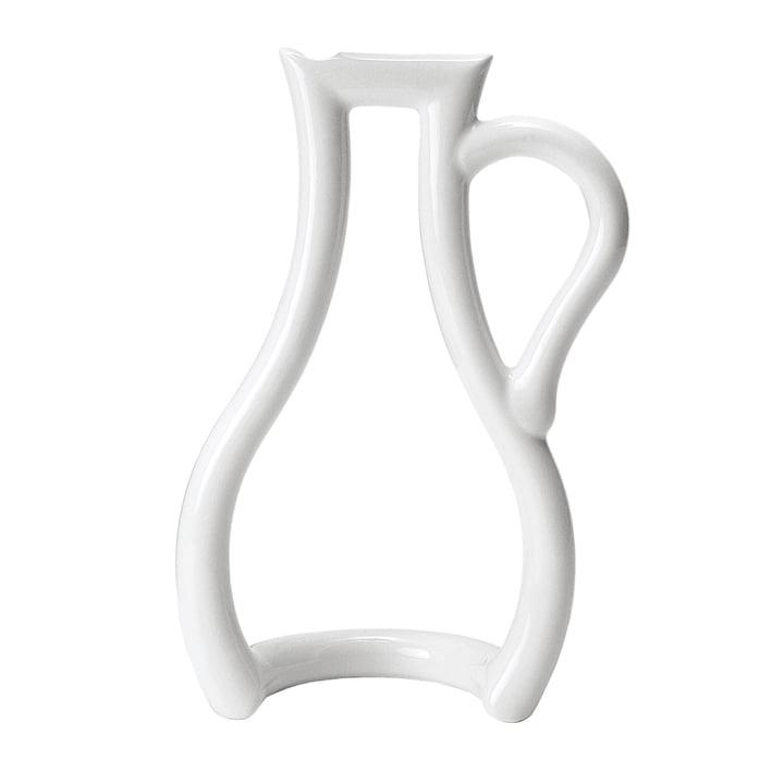 Die Konturen-Vase ohne Inhalt