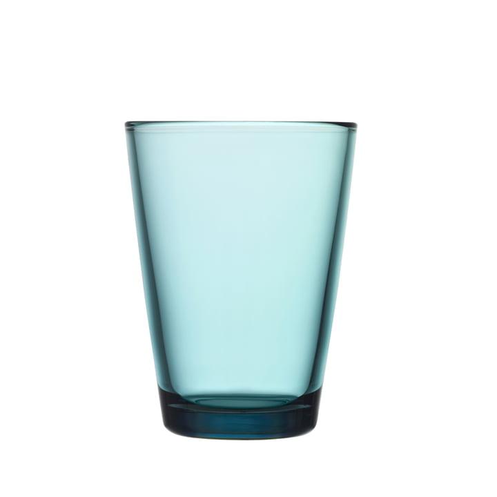 Iittala - Kartio Trinkglas 40 cl, seeblau