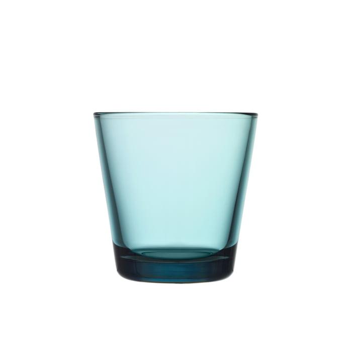 Iittala - Kartio Trinkglas 21 cl, seeblau