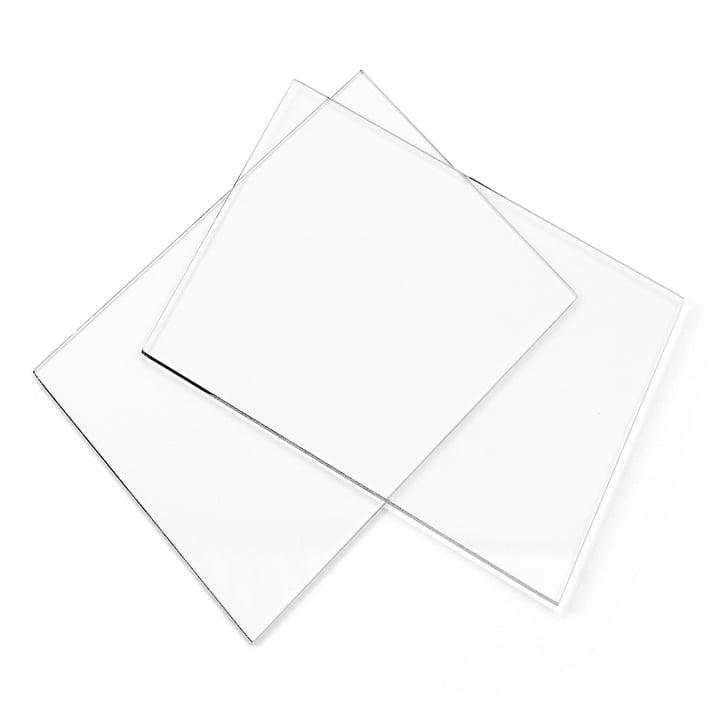 Pura.glass.a6, Glasscheiben für Pura Bildhalter