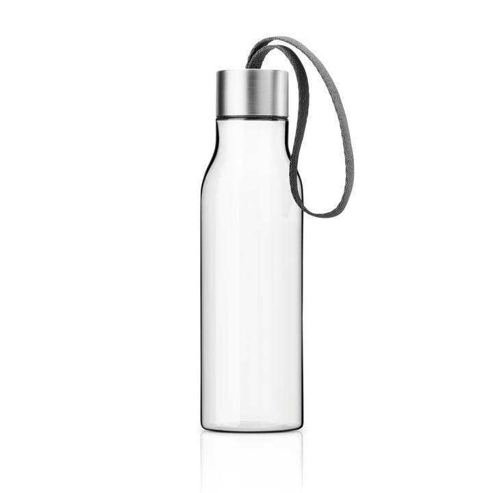 Trinkflasche 0,5 l von Eva Solo in Grau