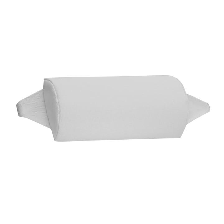Nackenrolle in weiß von Fiam