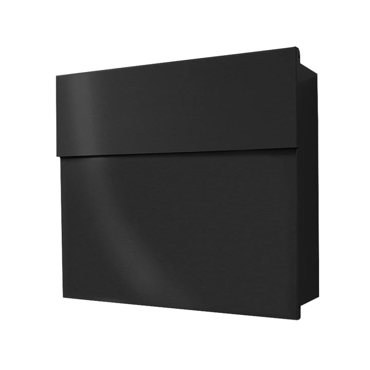 Radius Design - Briefkasten Letterman IV, schwarz