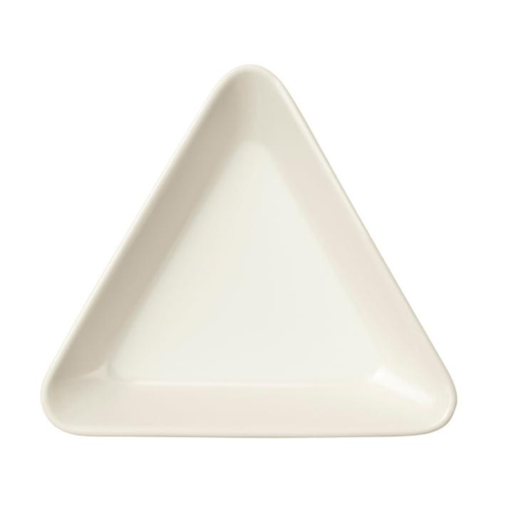 Iittala - Teema Schale, dreieckig, weiß