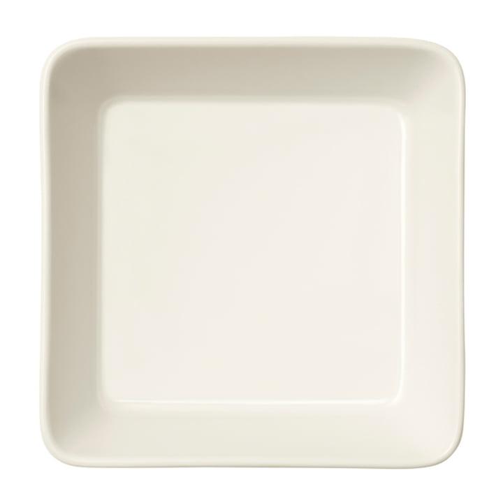 Iittala - Teema Schale, viereckig, weiß