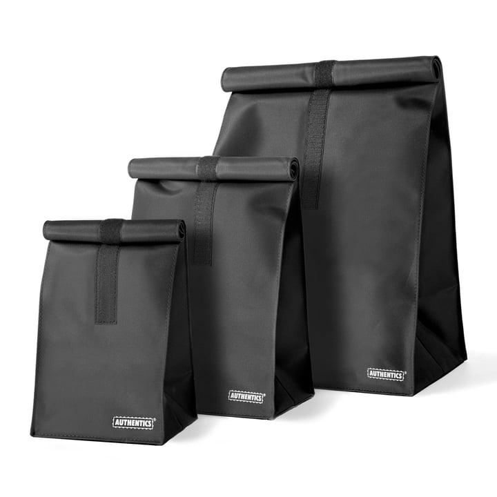 Authentics - Rollbag - schwarz