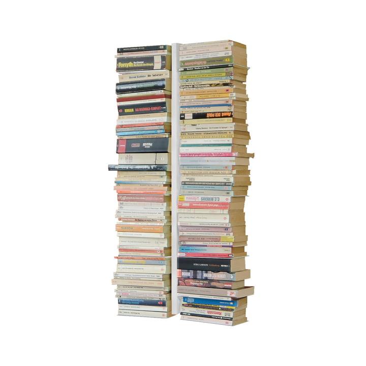 Radius Design - Booksbaum I klein, weiß