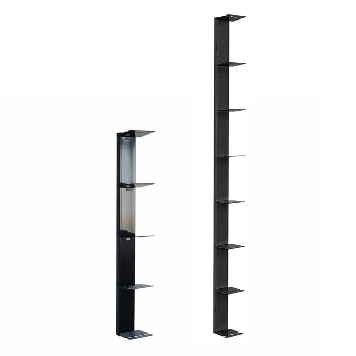Radius Design - Booksbaum II gross und klein, schwarz