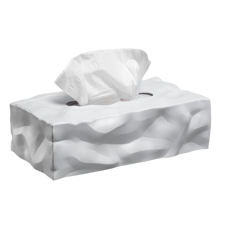 Wipy 2-Cube Tuchbox von Essey in weiß