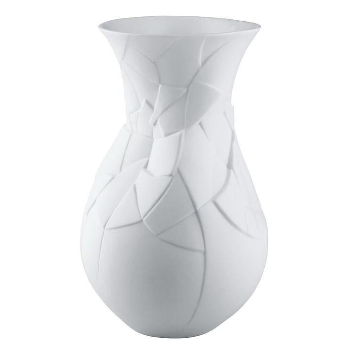 Vase of Phases 26 cm von Rosenthal in weiß