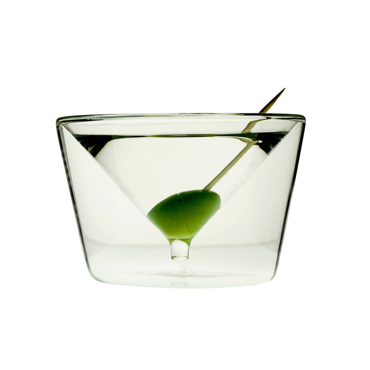 Charles & Marie - InsideOut Martini Glas