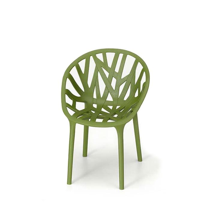 Vitra - Miniatur Vegetal Stuhl, Grün