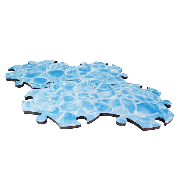 Puzzle Carpet - Wasser