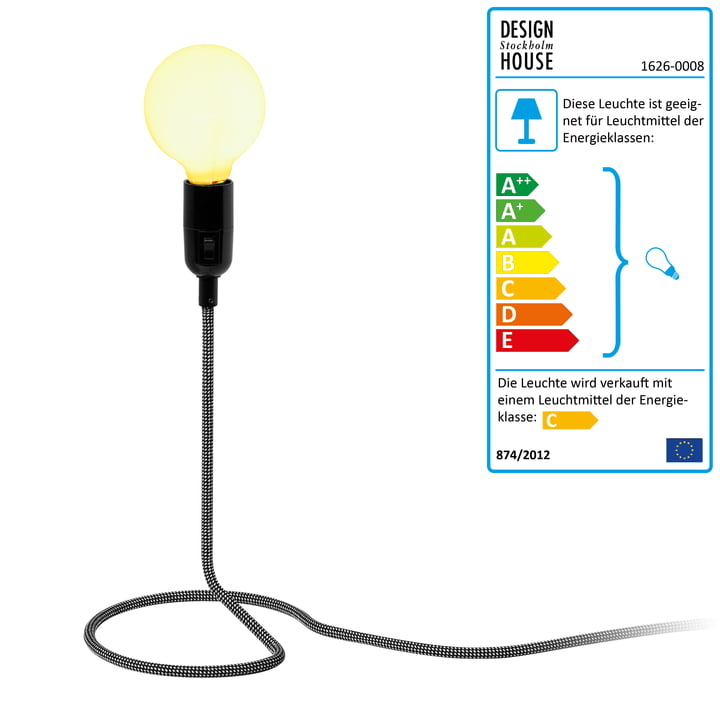Design House Stockholm - Cord Lamp Mini