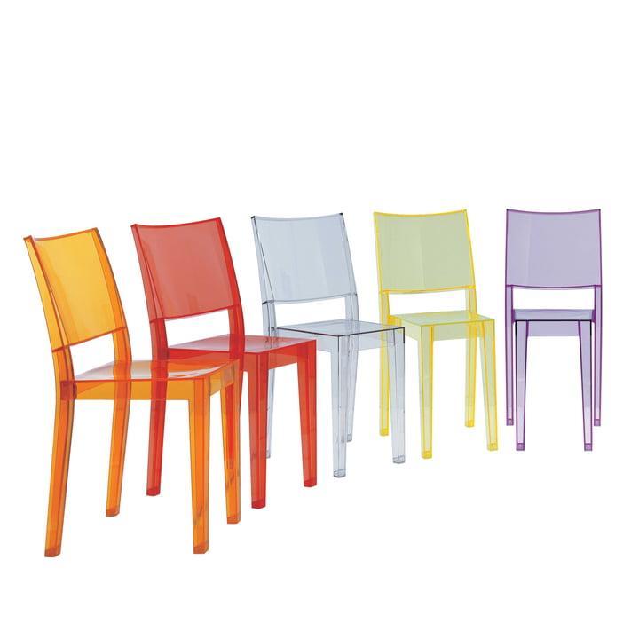 Kartell - La Marie, glasklar, Alle Farben