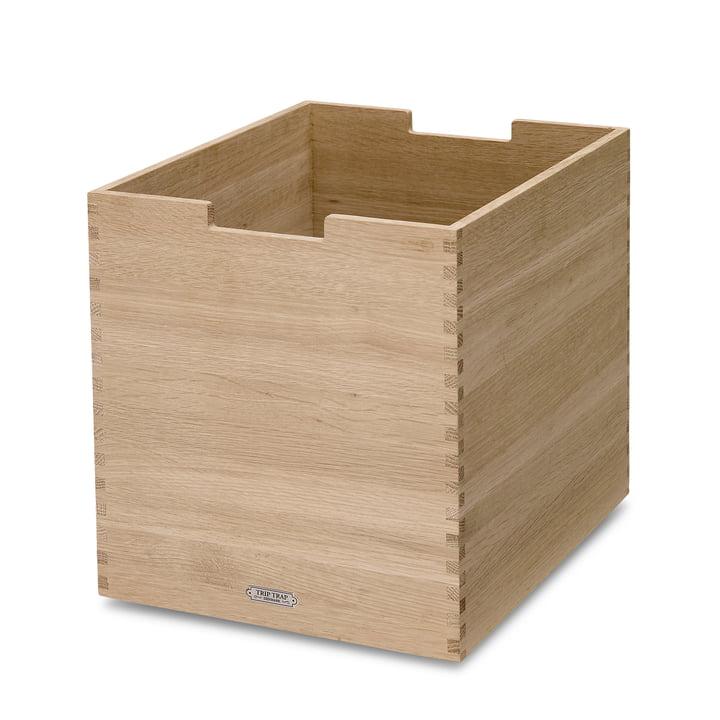 Skagerak - Cutter Box, groß, Eiche