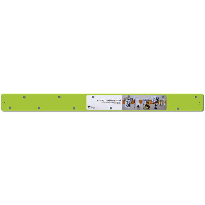 ThreeByThree - Magnetstreifen 70 x 6 cm, limone