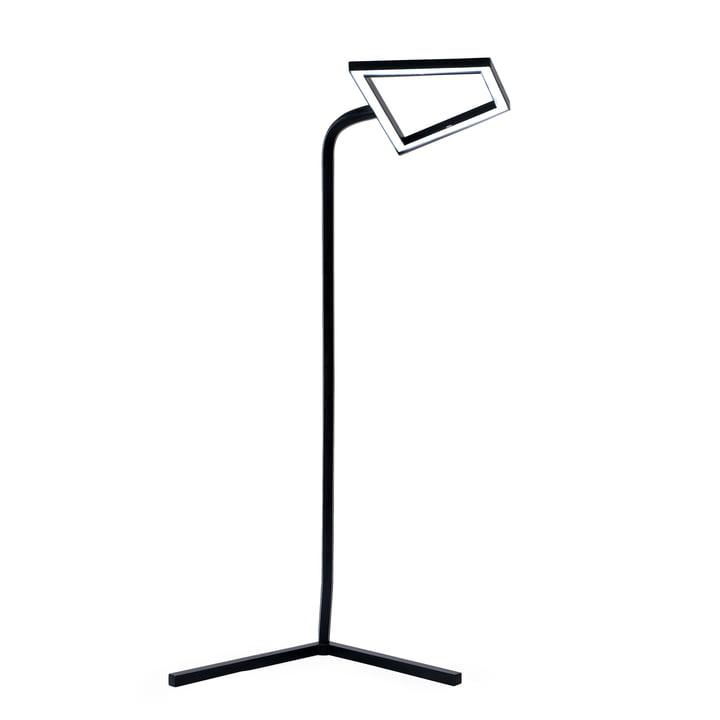 2D LED Stehleuchte von Skitsch in Weiß