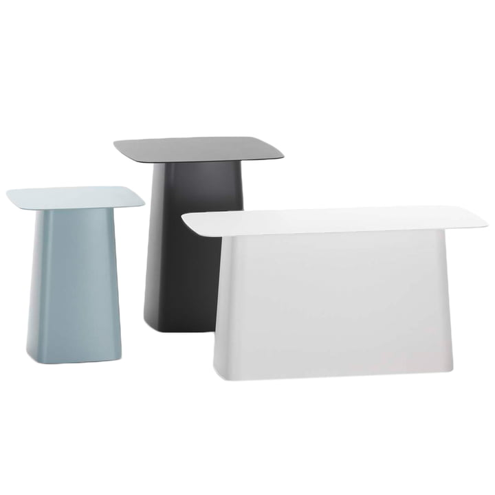 Vitra - Metal Side Table Outdoor