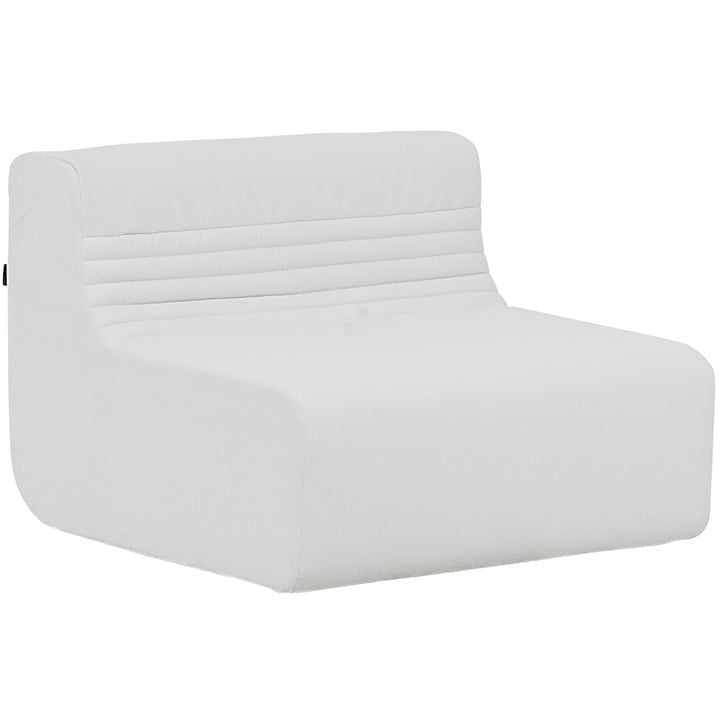 Softline - Loft Modulsofa Outdoor, Einzelelement 69 cm, Tempo we