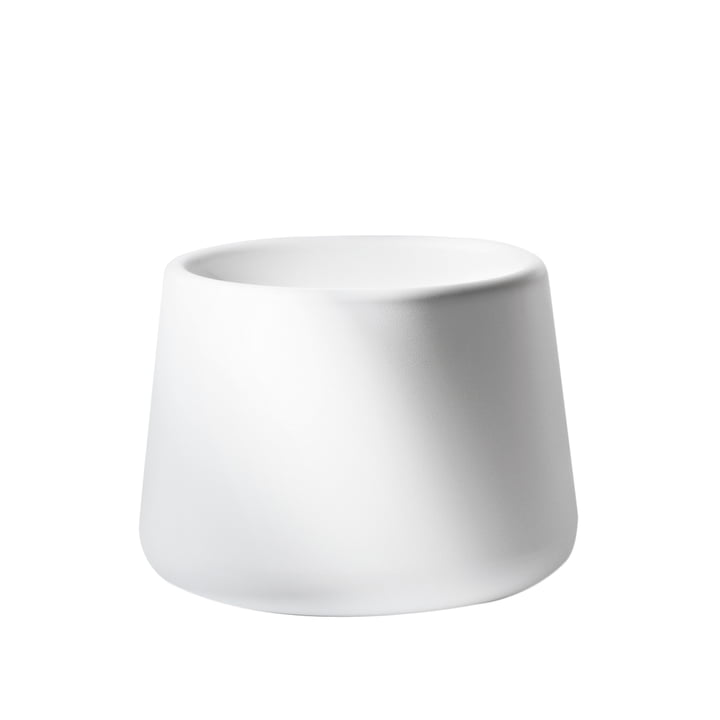 Magis - Blumenvase Tubby 2, weiß
