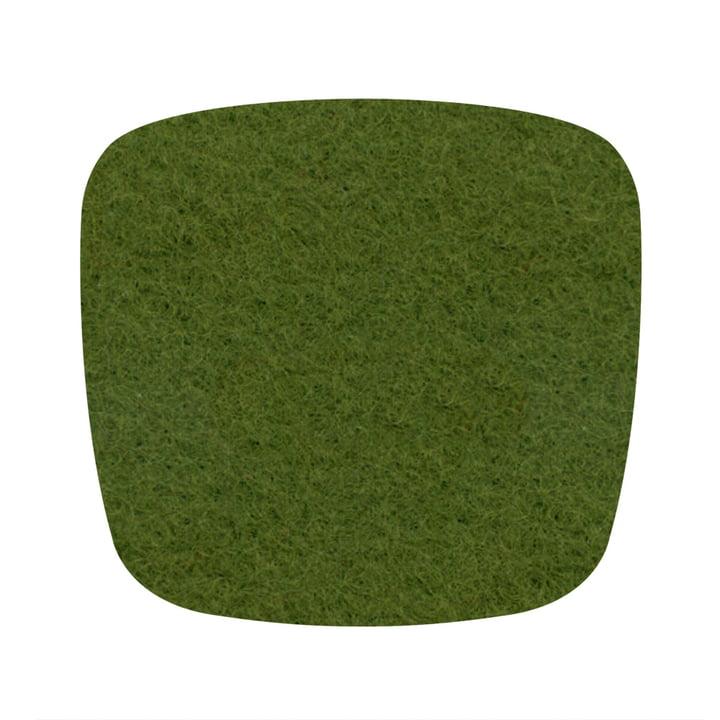 Hey Sign - Filz-Auflage Eames Plastic Armchair, oliv 5mm