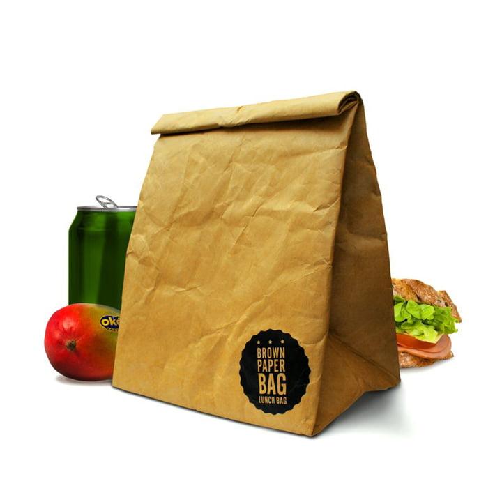 Luckies - Brown Paper Bag Brotzeit-Tüte
