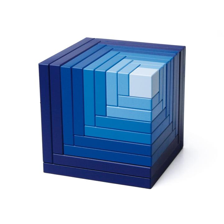 Naef Cella Holzspielzeug, blau
