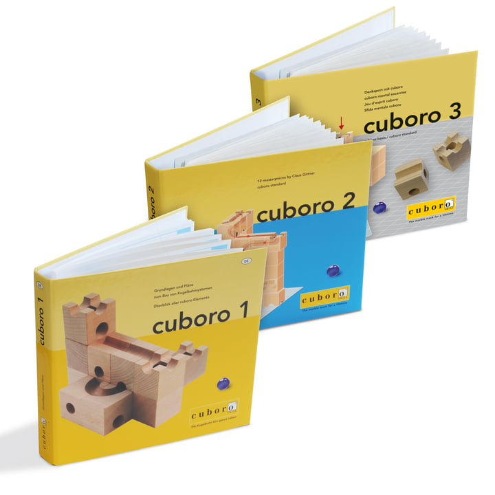 Hilfebuch Cuboro 1 von Cuboro