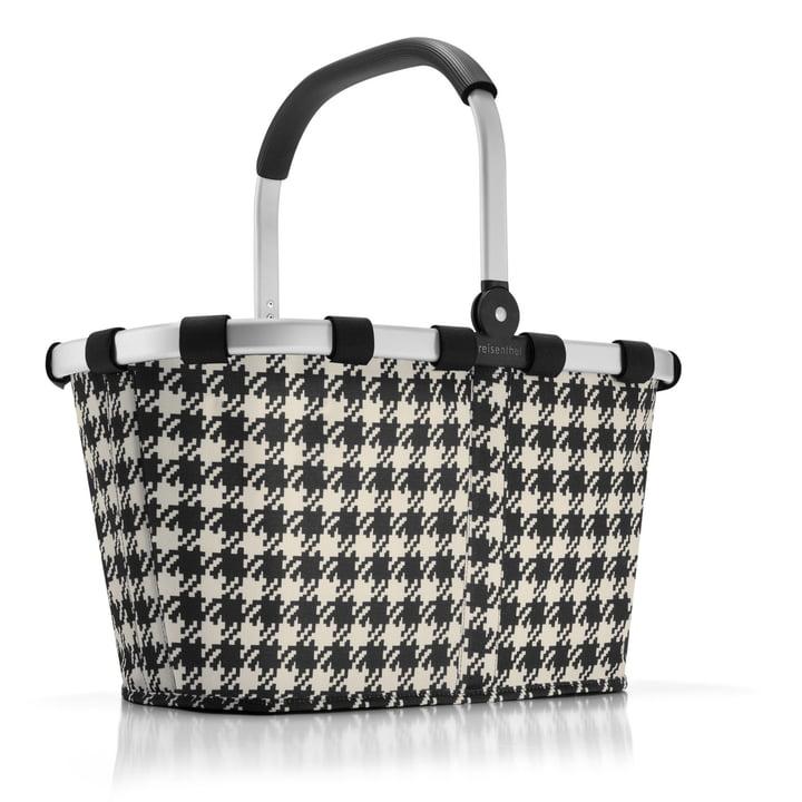 carrybag von reisenthel in fifties black