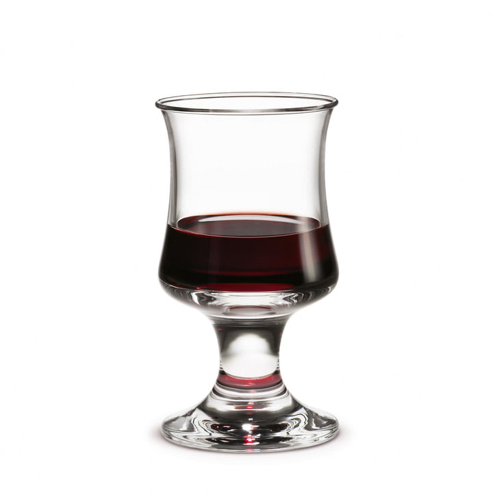 Holmegaard - Skibsglas Rotwein-Glas, 25cl