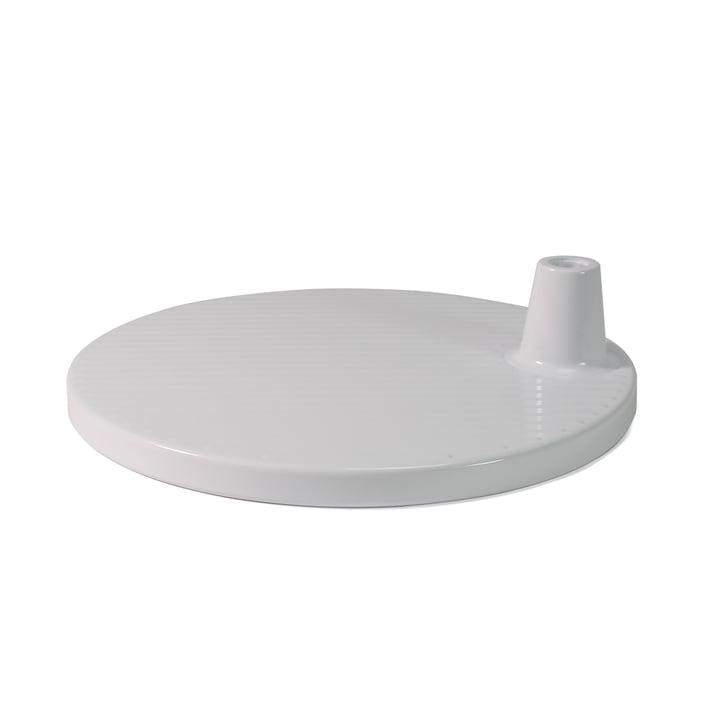 Artemide Tolomeo - Tischfuß ø 23cm, weiß