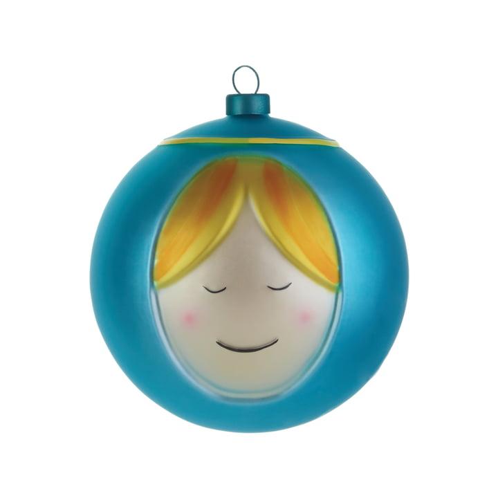 Maria Weihnachtsbaumkugel von A di Alessi