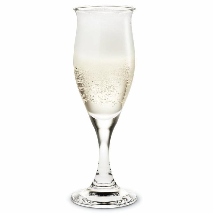 Holmegaard - Idéelle Champagnerglas, 23 cl