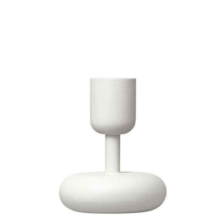 Iittala - Nappula Kerzenständer 107 mm, weiß