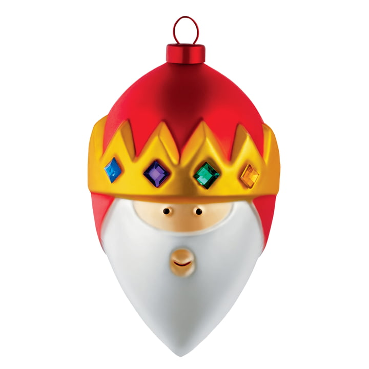 Alessi - A di Alessi - Gaspare Weihnachtsbaumkugel