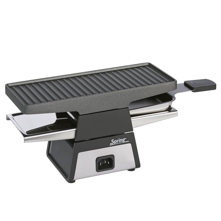 Spring - Raclette 2+ Erweiterungsmodul, schwarz
