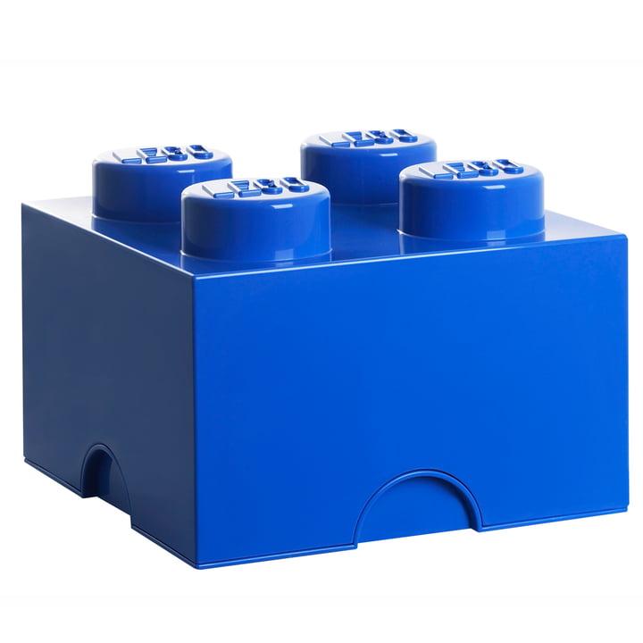 Storage Brick 4 von Lego in Blau