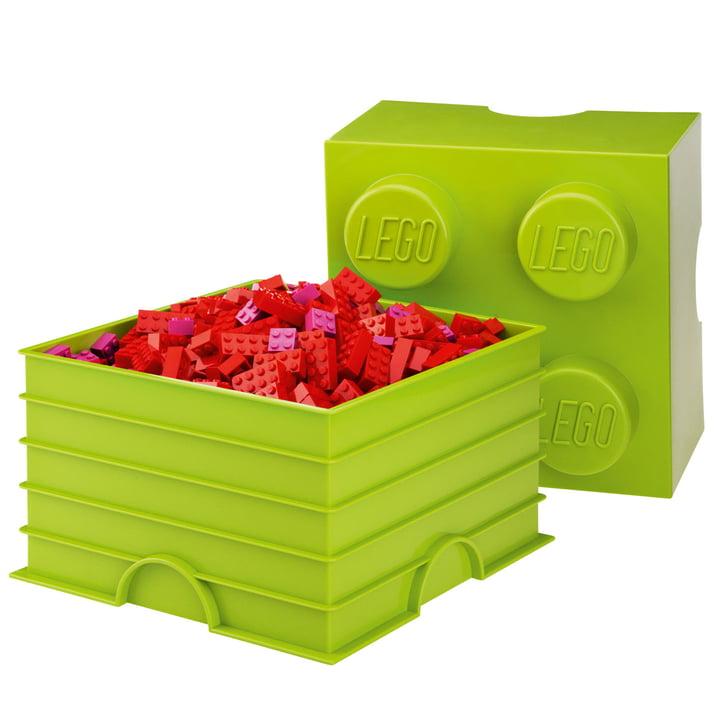 Storage Brick 4 Aufbewahrungsbox von Lego