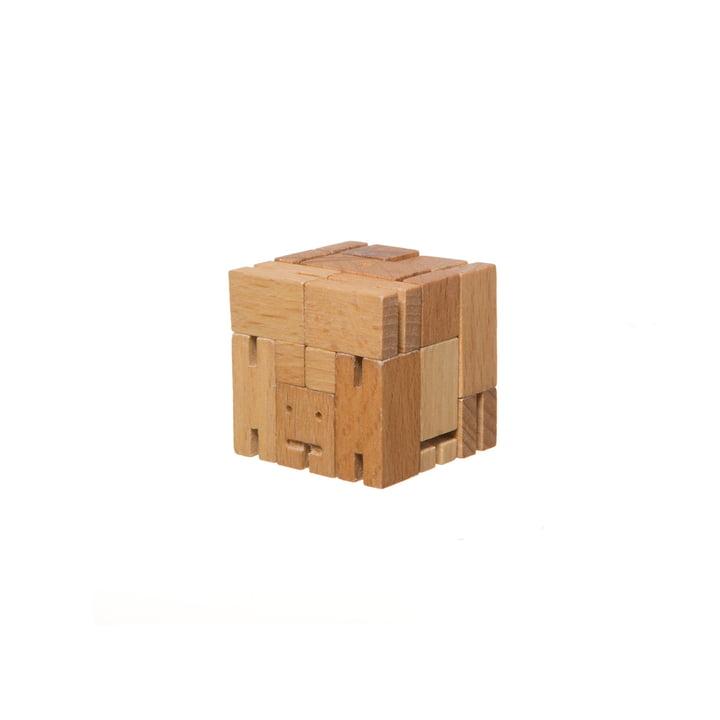 areaware - Cubebot, micro, Buche