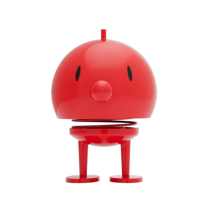 Hoptimist - Bumble, rot - vorne