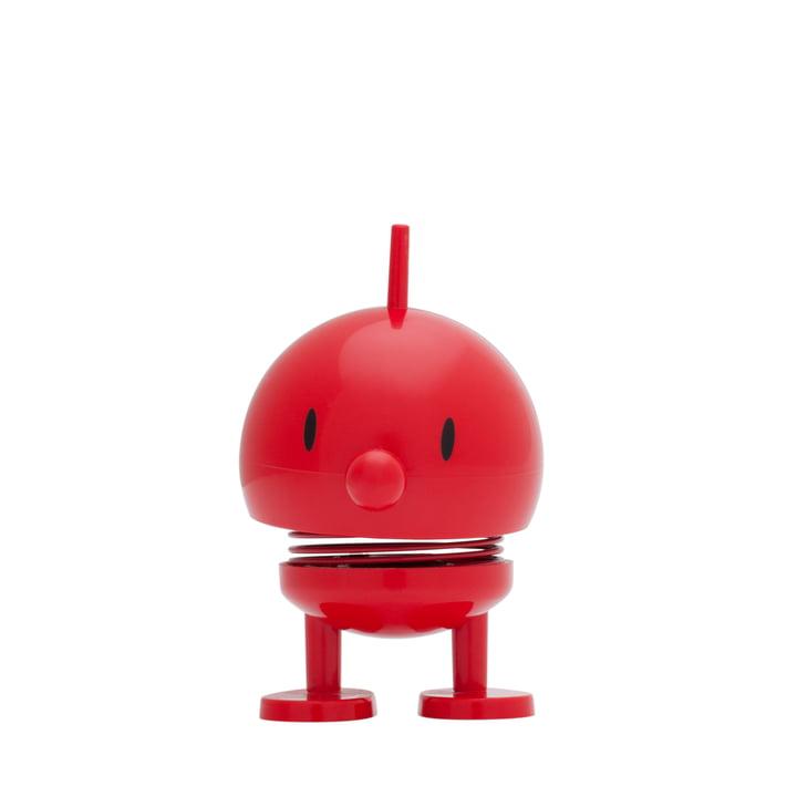 Hoptimist - Baby Bumble, rot - vorne