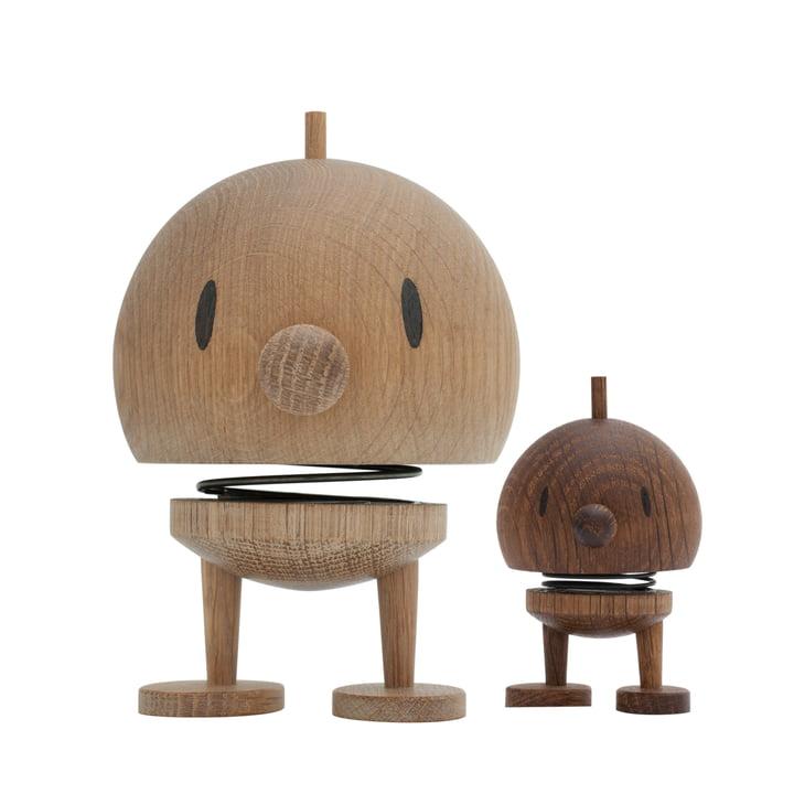 Hoptimist - Woody Bumble und Woody Baby Bumble