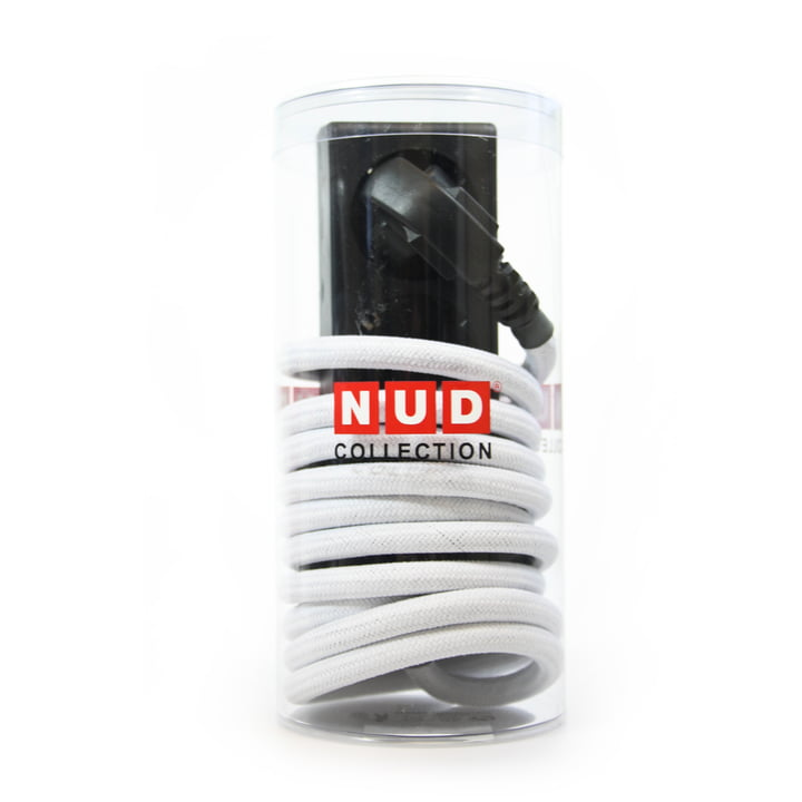 NUD Collection - Extension Cord 3fach-Steckdose, Wimbledon (TT-01)