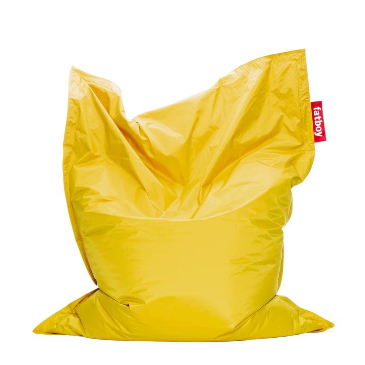 fatboy - Original- Sitzsack, gelb