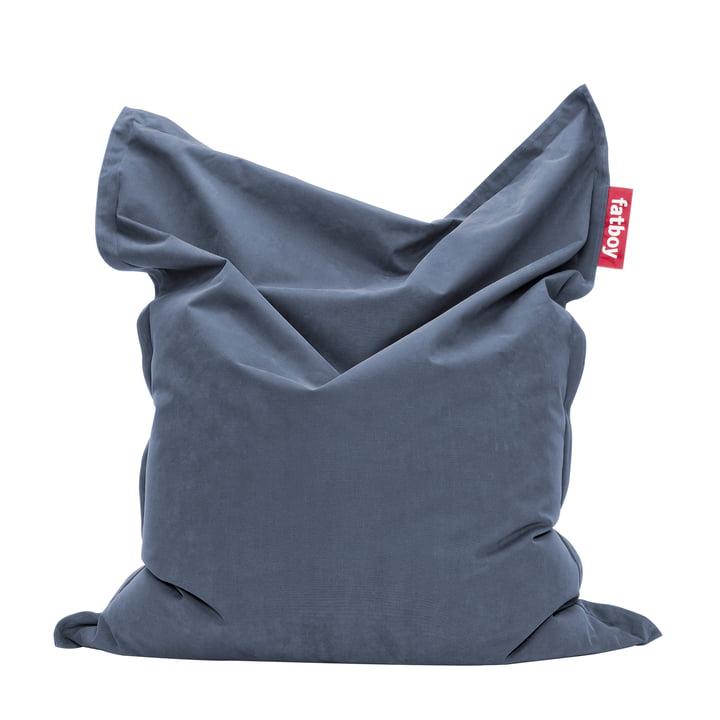 Original Sitzsack Stonewashed von Fatboy in Blau