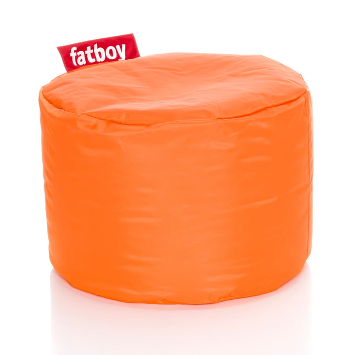 Point Sitzsack von Fatboy in Orange