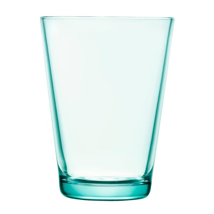 Iittala - Kartio Trinkglas 40 cl, wassergrün