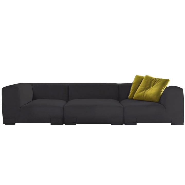 plastics sofa kartell shop. Black Bedroom Furniture Sets. Home Design Ideas